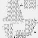 схема вязания - 1