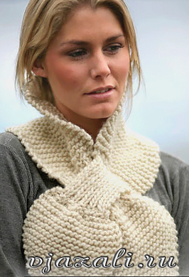 шарф удобный