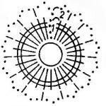 схема вязания колечка